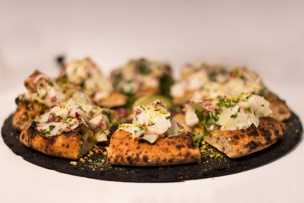Pizza Gourmet a Degustazione - Mater - Dove la Passione Lievita